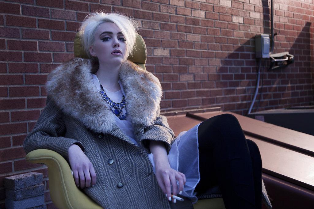 Gabrielle Blevins @ Major Model NY