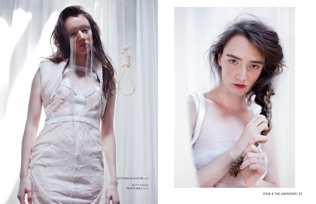 Ali Walsh @ Major NY photographed by Sophie Cécile Xu